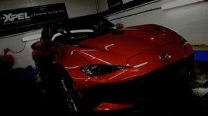 ceramic coatings for car port orange